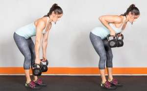 Kettle Bell Exercises Beginners