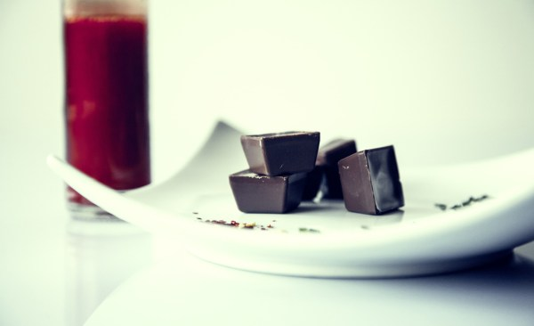 Dark chocolate for weight loss