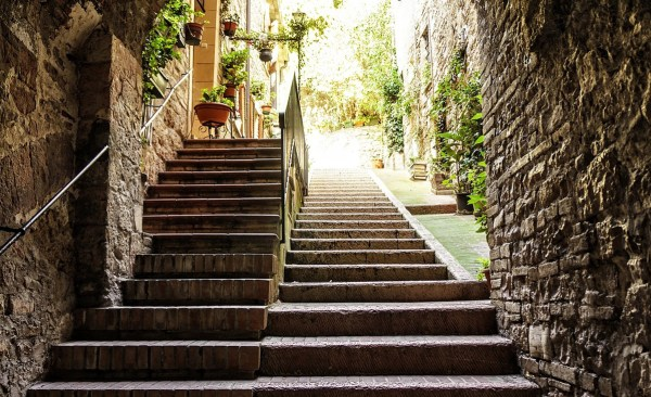 stairs to kill cellulite