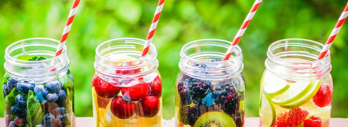 Fruit-infused water benefits, the wonderful bonuses of delicious fruit water