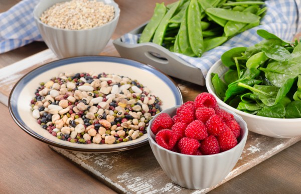 You can never go wrong with food rich in fiber. It helps a lot in providing good digestion!