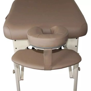 Affinity Comfortflex Portable Spa Couch face cradle and armrest