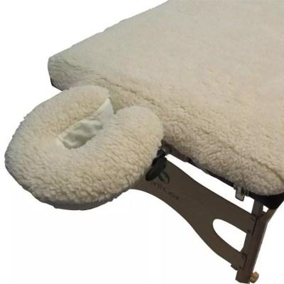 Affinity Fleece Pad and Crescent Set