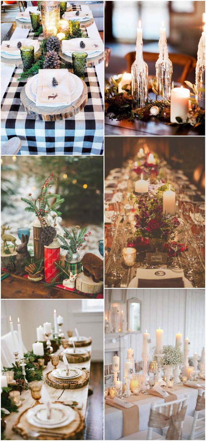 Top Tips for Planning a Stunning Christmas Themed Wedding