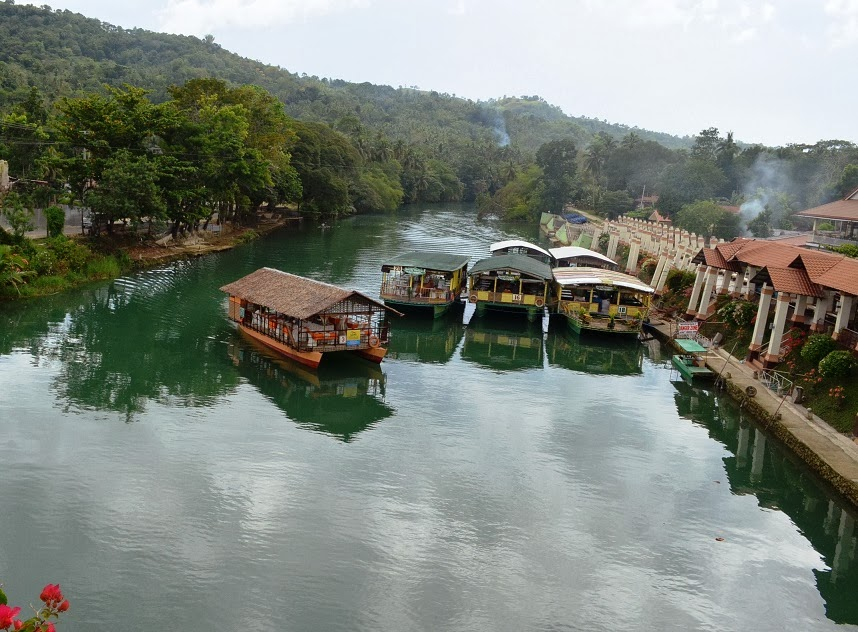 Image result for loboc river