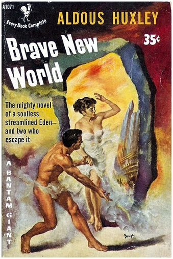 comments on 1984 and brave new Home → sparknotes → literature study guides → brave new world brave new world aldous huxley table of contents plot overview summary & analysis chapter 1.
