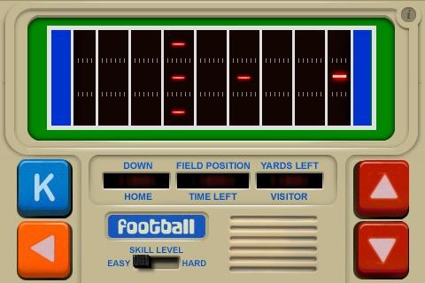 Electronic Football2