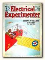 General Technical Electricalexperimenter Tn Electricalexperimenter1917-11