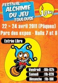 festival alchimie du jeu toujouse 2011