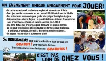Paris est ludique - CP1