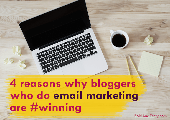 4 Reasons Why Email Marketing Is Good For You