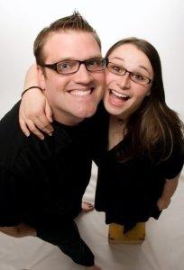 Sara and Andy Neizert