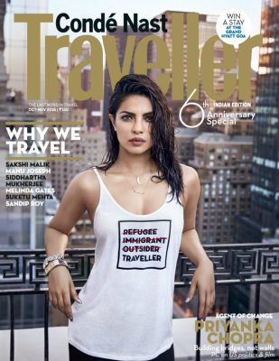 And the loser of this year's Wet T-Shirt Contest is Priyanka Chopra!