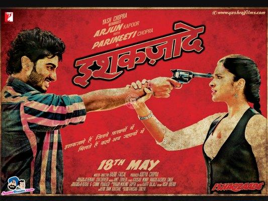 Ishaqzaade, one of 2012's most successful Bollywood films, revolved around inter-faith love and featured songs that incorporated then popular fad, dubstep
