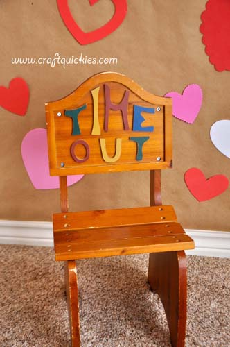 How to Set Up a Valentine's Day Photo Shoot from Craft Quickies 3