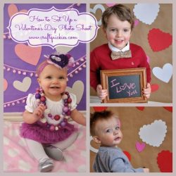 How to Set Up a Valentine's Day Photo Shoot