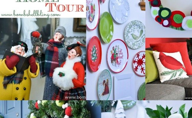 A Multigenerational Holiday Home Tour