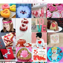 75 Amazing Valentine's Day Ideas {Link Party Features}