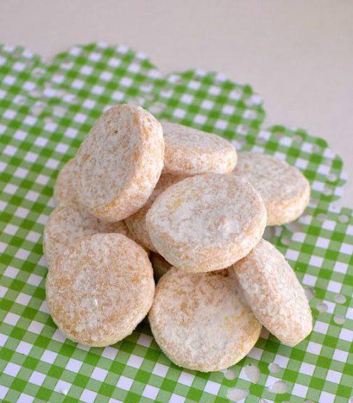 *bit sized citrus butter cookie recipe - Copy
