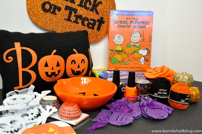 Win one of eleven Halloween prize packages!!