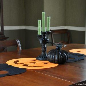 Halloween Felt Table Runner Tutorial-5