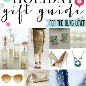 The Ultimate Holiday Gift Guide for the BLING Lover! from Bombshell Bling
