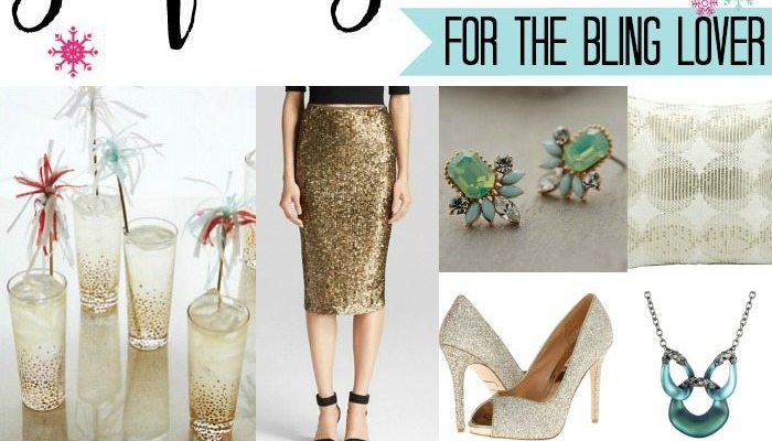 The Ultimate Holiday Gift Guide: Gifts for the BLING Lover