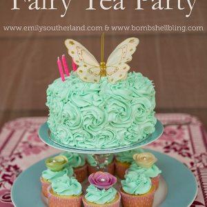 Just a Little Fairy Tea Party