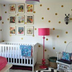 Colorful Modern Nursery