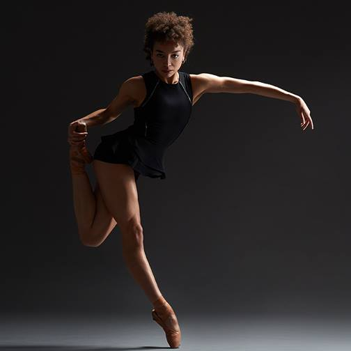 Dance Theatre of Harlem's Stephanie Williams