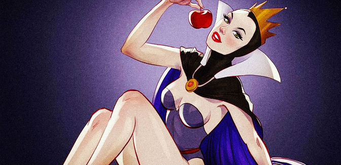 Disney XXX and Cartoon Fetishism