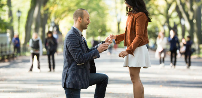 Tips for Proposing