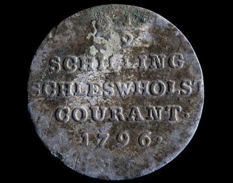 1/24 specie daler 1796, Christian VII