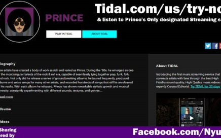 official prince playlist