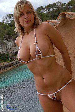 huge tits bikini