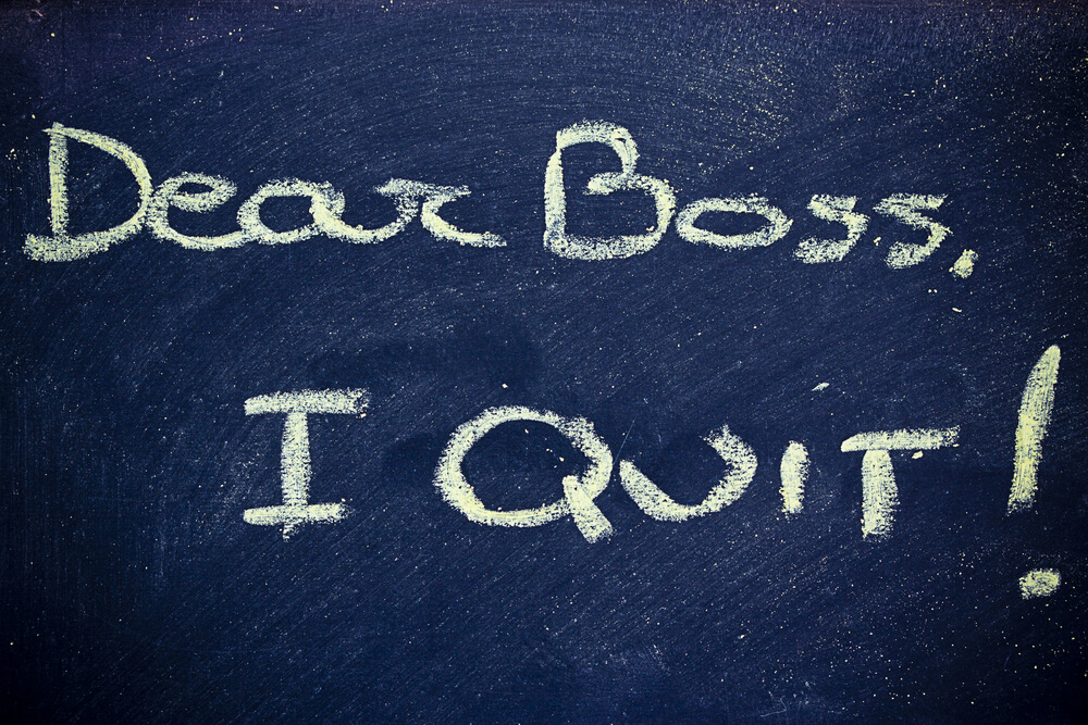 3 Things You Should Say Before You Quit -- Resignation Letter Dianna Booher