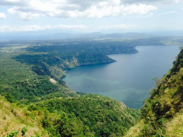 Climbing Mt. Maculot