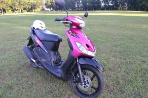 Rent scooter on siquijor island