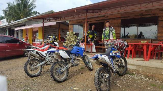 Wr250f yamaha Book2wheel tour