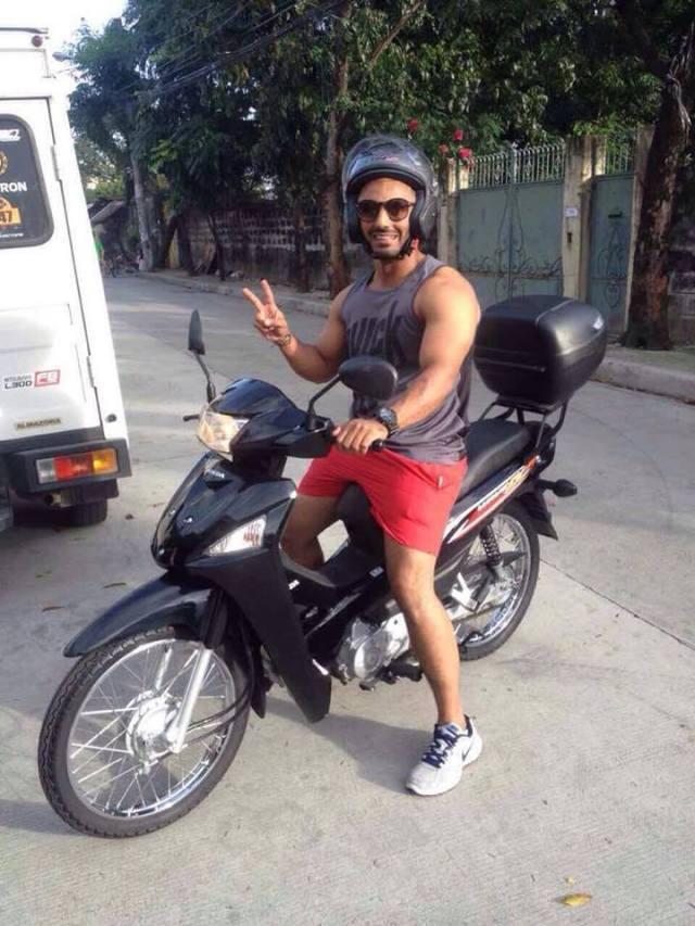 Rent motorcycle in makati city