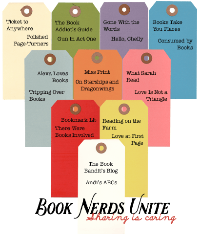 Book Nerds Unite: A Sharing is Caring Giveaway
