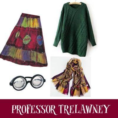 trelawney costume
