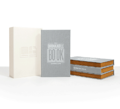 The Drinkable Book - Water is Life