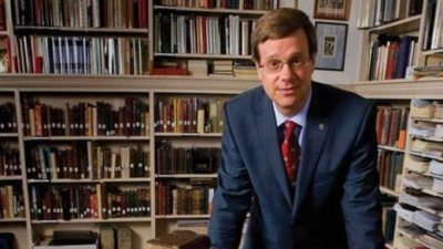 UVA Rare Book School Director Nominated to National Council on the Humanities