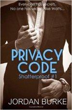 Privacy Code by Jordan Burke