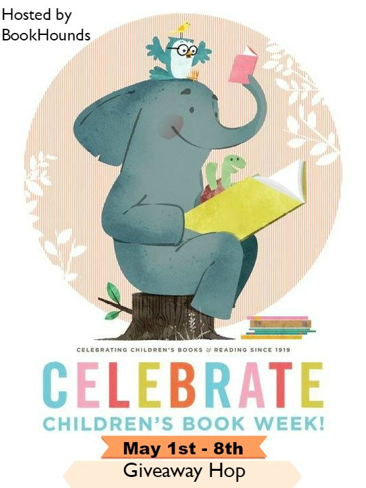 #Giveaway Children's Book Week Hop International