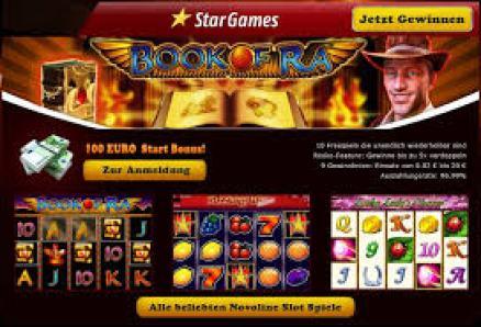 Das Book of Stars und Book of Ra Online Spiel hier bei uns