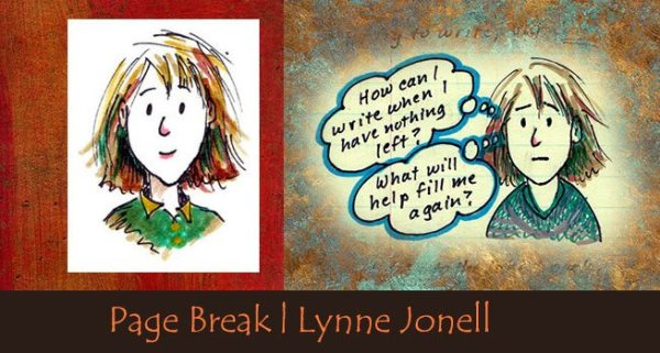 Lynne Jonell Page Break