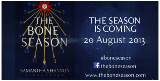 the bone season promo