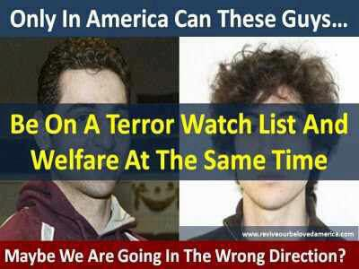 terrorists and welfare